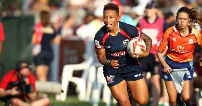The USA women Eagles Sevens are headed to Rio 2016