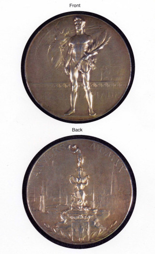 Rugby Gold Medal, 1920