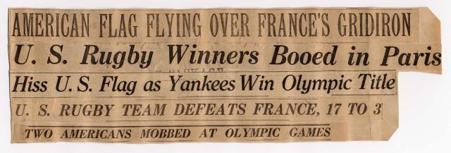 Headlines, 1924